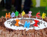 Festa per i 4 anni del'Hospice Ini di Grottaferrata