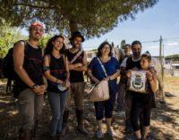 Cerro incontra i partecipanti alla Transumanza delle Idee 2017