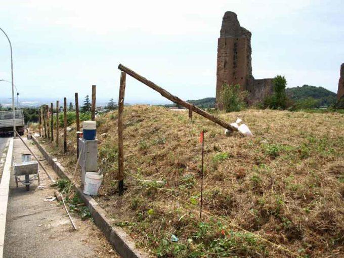 Genzano – Restauro Villa degli Antonini