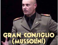 Festival Avignone Off 2017 – GRAN CONSIGLIO (Mussolini)