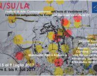 IN/SU/LA FESTIVAL Festival di arte contemporanea, Isola di Ventotene