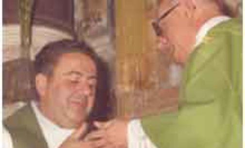 Frascati – Ricordo di Don Antonio Bernasconi