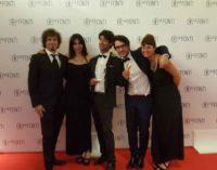 """Drawlight premiata come eccellenza dell'anno al """"Le Fonti Awards"""" per l'innovazione"""