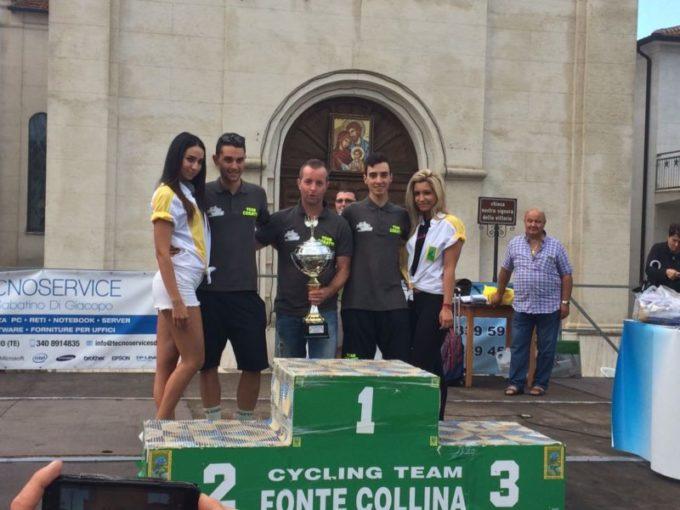 Prima vittoria stagionale per il Team Coratti, a Sant'Onofrio Favaro e Prata siglano una splendida doppietta