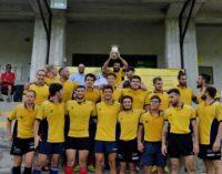 Lirfl (rugby a 13): Bis Coppa Italia – Campionato per gli Hammers Umbria. Vittoria sull'Aquila NeroVerde per 22-28