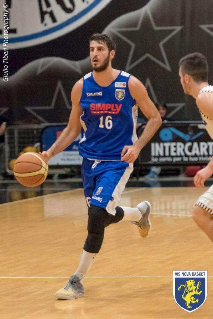 Basket: serie B; colo mercato Virtus Valmontone, arriva Pierangeli