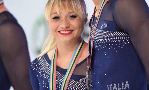 Asd Frascati Skating Club (pattinaggio), Lucaroni ancora tricolore in coppia con la Tarlazzi