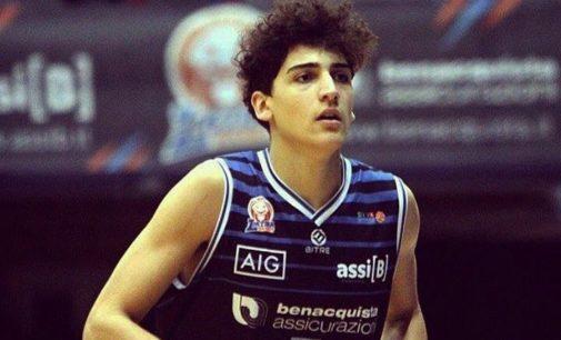 Basket: serie b; alla Virtus Valmontone arriva Semir Mathlouithi
