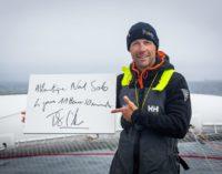 Un nuovo record per Thomas Coville: l'uomo più veloce ad attraversare l'Atlantico