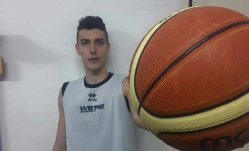 Basket: serie B; A Valmontone torna anche Mirko Gentili