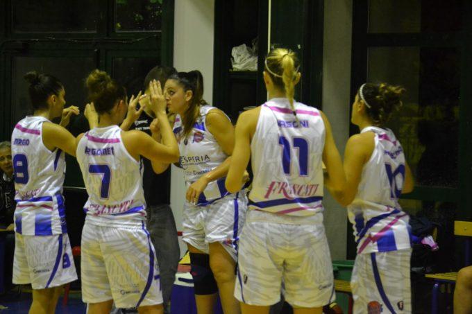 Club Basket Frascati, ogni promessa è un debito: riecco la prima squadra femminile, farà la B