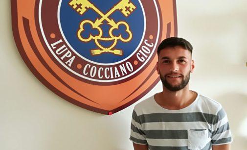 Comunicato Asd Frascati Calcio – Promozione – Ingaggio Gian Luca Sgarra