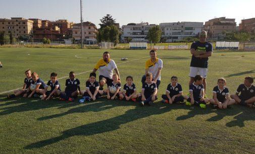 Torre Angela, il dg Ciani ufficializza i quadri tecnici per la Scuola calcio 2017-18