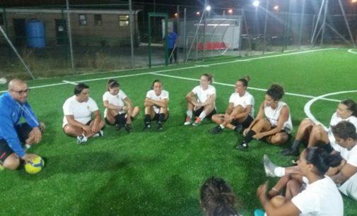 Città di Valmontone (futsal femminile), mister Pacioni: «Vogliamo fare un bel campionato»