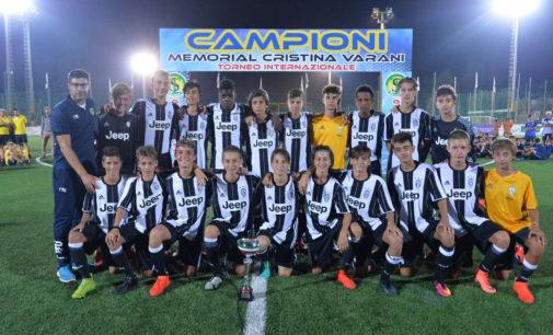 Juventus al Memorial Varani per completare la scalata al podio