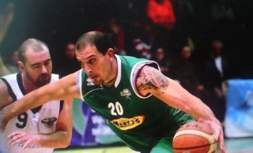 Basket serie C silver Lazio – Nova Basket Ciampino, ingaggio Marco Binetti