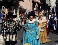 XXV° Pallio della Carriera: Donna Olimpia Aldobrandini entra a Carpineto Romano