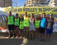 """Volley Estate: Minutolo, Di Maggio, Mannironi e Greco vincono il 4×4 """"La rivincita"""""""