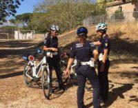 Ciampino. Nuove biciclette a pedalata assistita per la polizia locale