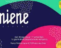 Aniene Festival un fiume in piena 1° edizione