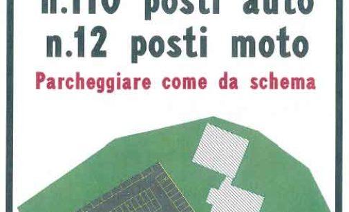 Albano Laziale, 14 agosto ore 12: apertura nuovo parcheggio di Via Sannibale