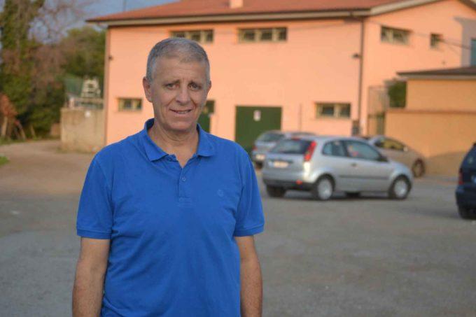 Città di Valmontone, Colonna coordinatore Scuola calcio con il ds Falera