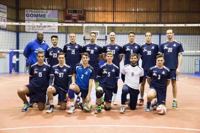 L'Anzio volley fa il salto: giocherà nella serie C maschile