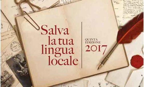 """""""SALva la tua lingua locale"""", scade il 15 settembre il termine per partecipare al premio nazionale"""