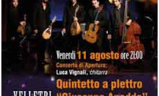 Velletri – straordinari concerti nella Casa delle Culture e della Musica