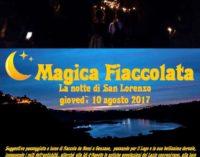 Magica fiaccolata da Nemi A Genzano – Notte di Stelle e di Canzoni