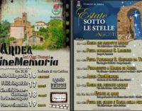 """Ardea, parte """"CineMemoria"""": la Rassegna cinematografica nel centro storico"""