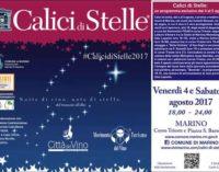 Marino – Al via Calici di Stelle 2017