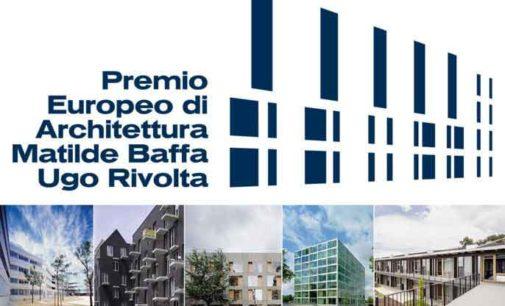 Premio europeo di architettura sociale Baffa-Rivolta: la nuova edizione