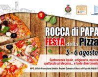 Festa della Pizza di Rocca di Papa – 5 e 6 agosto
