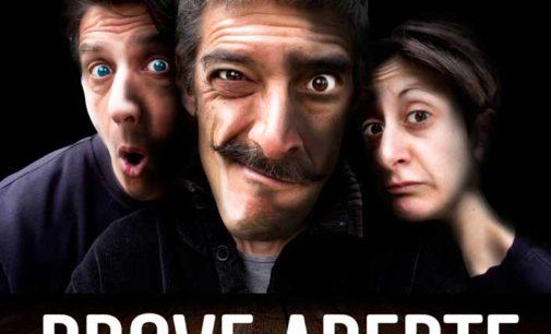 """Prove Aperte"" al Roma Fringe Festival VI"