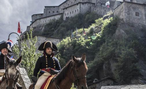 Napoleonica, l'Armata di Riserva di Napoleone al Forte di Bard