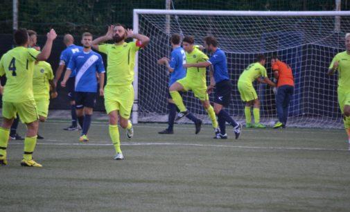 Atletico 2000 calcio (Prom), 2-2 a Morena alla prima. De Luca: «E' stato un buon esordio»