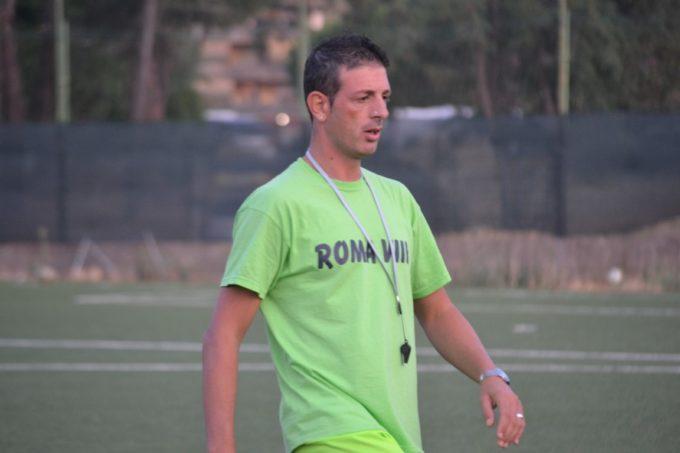 Roma VIII calcio (Juniores prov.), Polletta non si nasconde: «Vogliamo essere protagonisti»