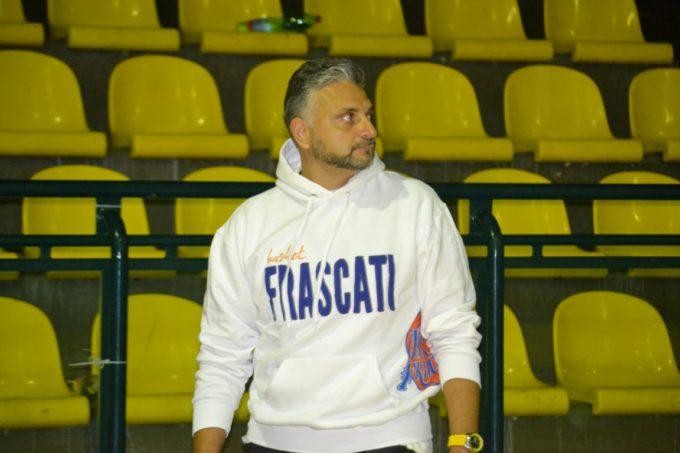 Club Basket Frascati (serie B femm), Tabbanella: «Questa nuova sfida mi dà forti stimoli»