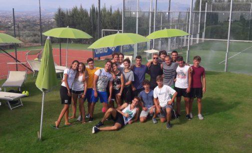 3T Frascati Sporting Village, il settore pallanuoto ha chiuso il ritiro in sede: «Esperimento positivo»