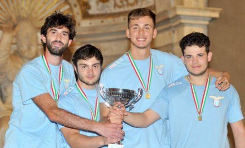 La Lazio Scherma Ariccia riparte dalla Coppa Italia