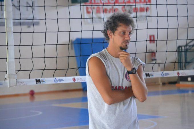 Volley Club Frascati (serie C/f), Liberatoscioli: «Buone impressioni nella prima amichevole»