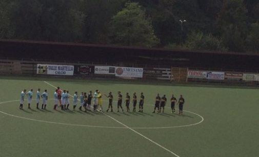 Fwd: V. Divino Amore calcio (I cat.), l'ad Massimi: «Grande prova di carattere in Coppa Lazio»