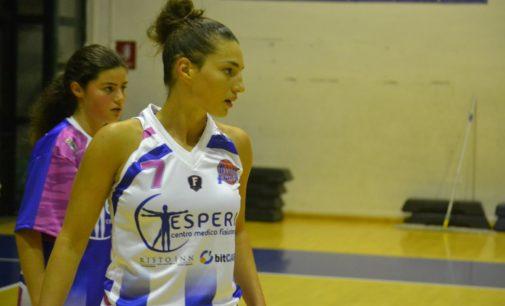 Club Basket Frascati (B femm.), capitan Prgomet: «Obiettivi? Crescita delle giovani, ma non solo…»