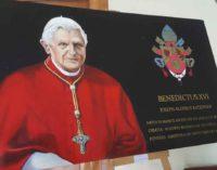 Inaugurata a Castel Gandolfo  la mostra di pittura sui Papi