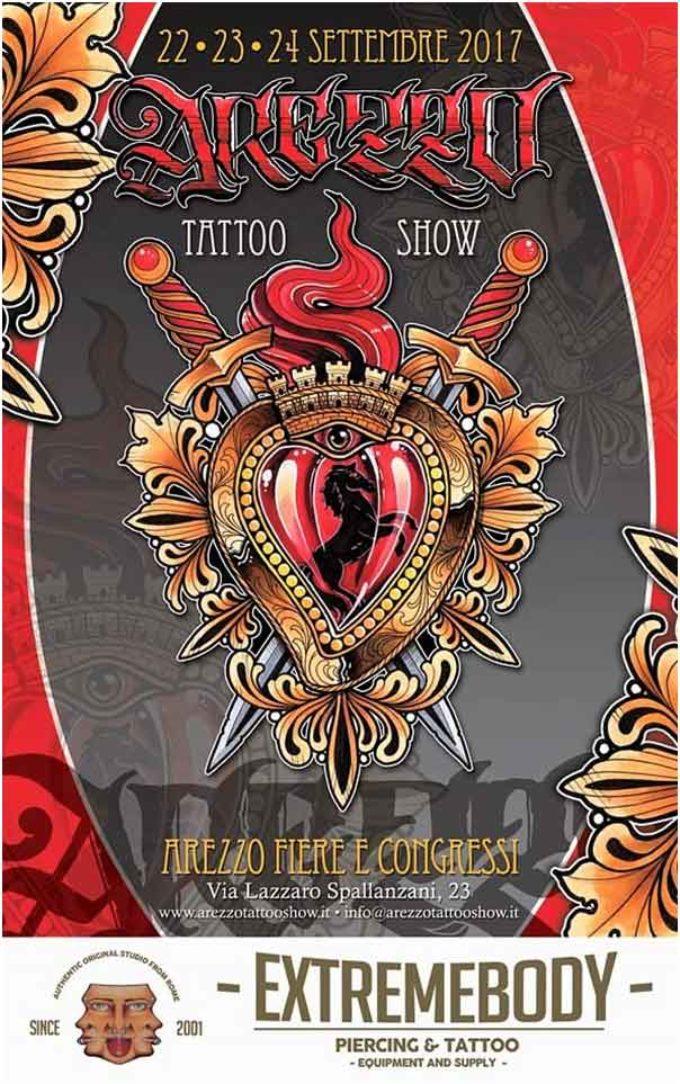 Arezzo Tattoo Show
