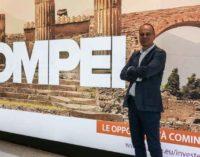 """Il """"Grande Progetto Pompei"""" all'Aeroporto di Fiumicino"""