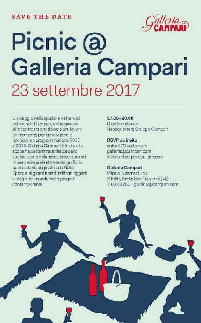 Galleria Campari | Picnic @Galleria Campari