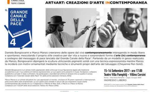 15 Settembre  #Instants sbarca a Roma