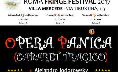 """Opera Panica (Cabaret Tragico)""  di Alejandro Jodorowsky"